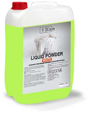 Liquid-Powder-White