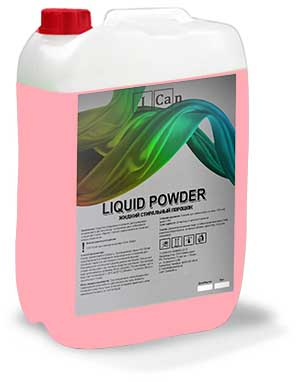 Liquid-Powder