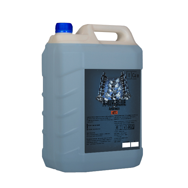 A40-M BLUE Antifreeze -40°C