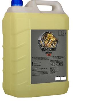 G12+ Yellow Antifreeze -40°C