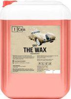 The wax