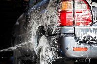 Как удалить жидкий воск с авто
